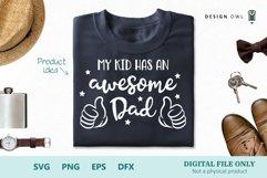 Funny Dad Bundle - SVG cut files Product Image 2