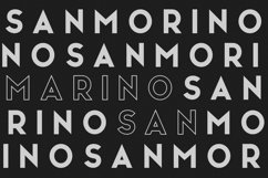 San Marino // Four Font Files Product Image 6