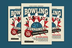 Bowling Tournament Flyer Product Image 1