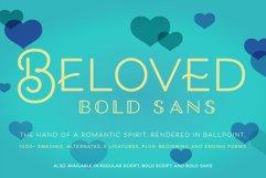 Beloved Sans Bold Product Image 1