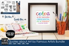Quotes about Art by Artists Bundle Product Image 2