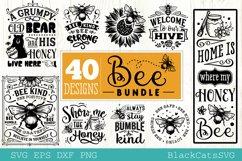 Bee Bundle SVG 40 designs Product Image 7
