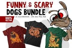 280 Cartoon Mega Bundle Sublimation, Animals Vector pack Product Image 5