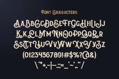 Amber Taste Font, Label, Mockup! Product Image 6
