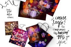Christmas lights: lettering + more! Product Image 8