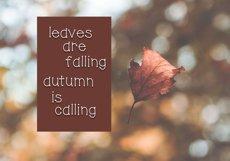 Autumn Sky - A Handwritten Font Product Image 6