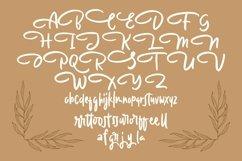Web Font Ottisty - Handbrush Font Product Image 3