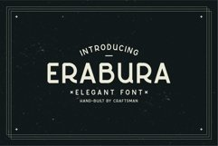 Erabura Elegant Font Product Image 1
