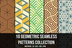 All in One Unique Seamless Patterns Collection Product Image 25