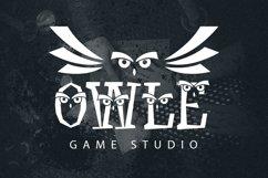 Sullen Owl Font Product Image 4