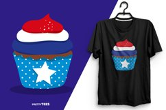 4th of July T-Shirt Design | 4th of July Sublimation Shirt Product Image 2