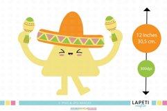 Nachos clipart | cinco de mayo png | fiesta png Product Image 2