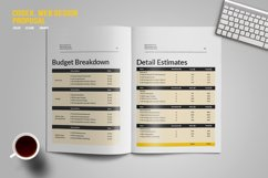 CODEX. Web Design Proposal Product Image 2