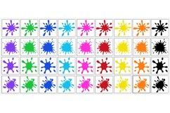Paint Splatter SVG Bundle - Paint Splash Clip Art Product Image 2