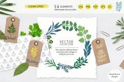 Farm fresh Herbs svg bundle, Svg Png Pdf Eps Ai Product Image 3