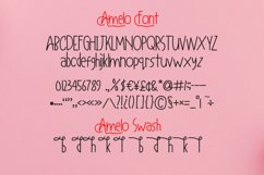 Amelo Funny & Fantasy Fonts Product Image 4