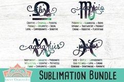 Zodiac Traits Sublimation Bundle Product Image 2