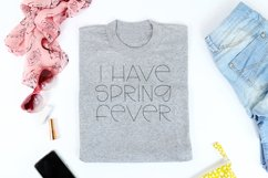 Spring Is Here - A Quirky Handlettered Font Product Image 2