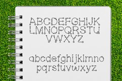 Play Book a Play by Play Font Product Image 2