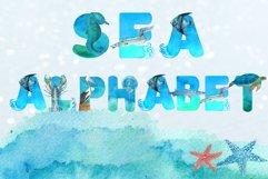 Sea Alphabet Product Image 1