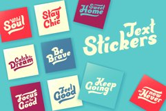 Sunny Bay font and graphics Product Image 5