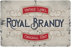 Royal Brandy Product Image 3
