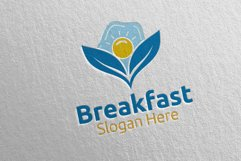 Fast Food Breakfast Delivery Logo 18 Product Image 4