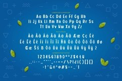 Web Font Knowland Display Font Product Image 2