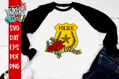 Essential Worker Police Cop svg Product Image 1