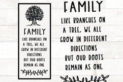 Family Sign Bundle, Family Quotes Bundle, Home Bundle svg Product Image 6