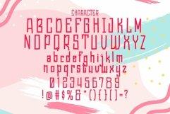 Web Font Gumora Product Image 4
