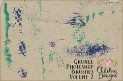 Photoshop Brushes - Grunge Texture Brushes Vol 2 Product Image 4