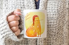 Cozy Winter illustrations Product Image 2