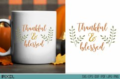 Fall Bundle SVG, Autumn Bundle, Thanksgiving, EPS DXF PNG Product Image 8