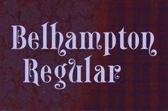 Belhampton Regular Product Image 6