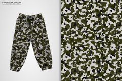 France Polygon Camouflage Patterns Product Image 5