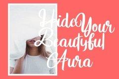 Aniabellia   Beauty Script Typeface Product Image 4