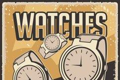 Retro Gadgets Poster Signage set Product Image 5