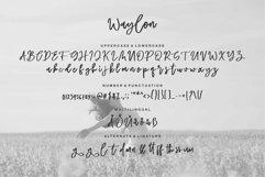 Web Font Waylon - Beauty Script Font Product Image 5
