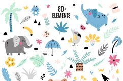 Cute elephant collection Product Image 2