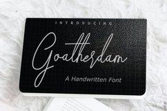 Goatherdam Font Product Image 1