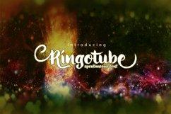 Ringotube font Product Image 1