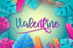Valentine Product Image 1