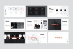 Corp Keynote Presentation Template Product Image 5