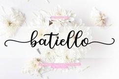 Batiello Script Product Image 1