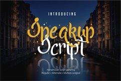 Speakup Script Product Image 1