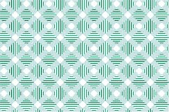 Green Textile Seamless Patterns. Product Image 2