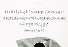 Silence - Delicate Script Font Product Image 6