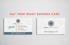 Photography Logo & Bcard Bundle Product Image 2