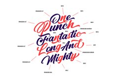 Punch Limit Font Combination Product Image 4